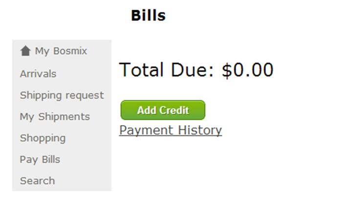 how to pay ready credit bill